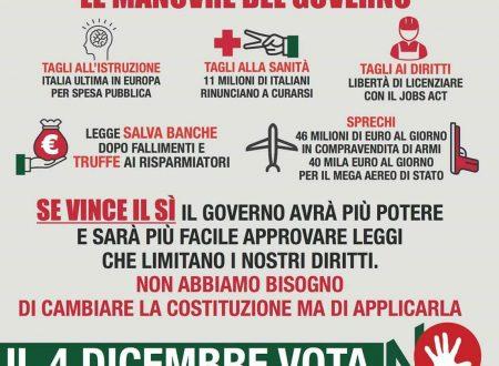 Voto2016 #ReferendumCostituzionale: risultati definitivi ARICCIA – ITALIA – LAZIO – ROMA – Genzano – Marino – ESTERO