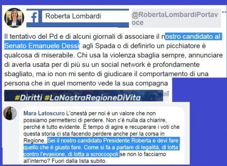 #LaNostraRegioneDiVita? Roberta Lombardi Presidente della Regione Lazio… anche NO: