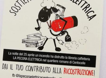 EVENTI: Ricostruiamo La #PecoraElettrica – #Crowdfunding on-site e on-line #produzionidalbasso @PecorElettrica @betapdb
